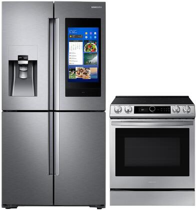 Samsung 1076700 Kitchen Appliance Package & Bundle Stainless Steel, main image