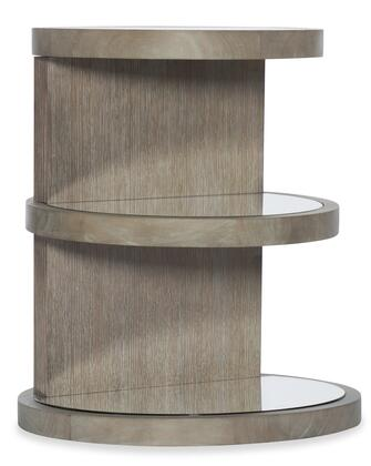 Hooker Furniture Affinity 605080114GRY End Table, Silo Image