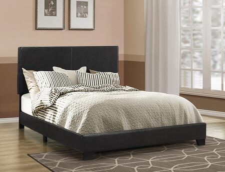 Coaster Dorian 300761Q Bed Black, Main Image