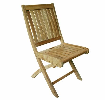 Douglas Nance Classic DN3456 Patio Chair Brown, DN3456 Main Image