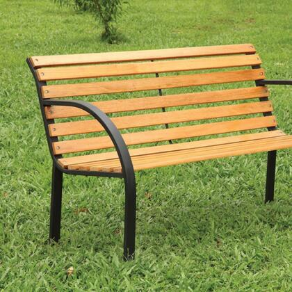Furniture of America Dumas CMOB1805 Patio Bench , cm ob1805