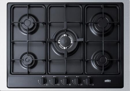 Summit  GC5272BTK30 Gas Cooktop , Main Image