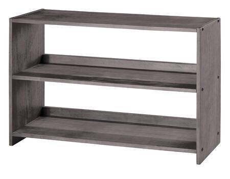 Donco  790DAG Bookcase Gray, 790 DAG%20(silo 01)