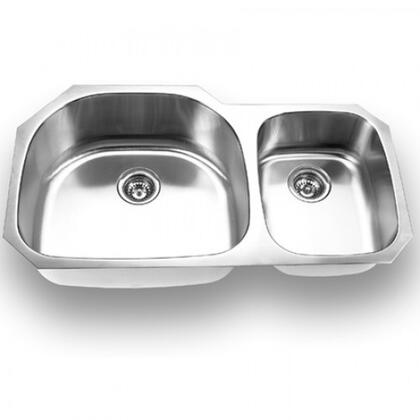 Yosemite YHD Sinks - Stainless Steel MAG3720 Sink, Main Image