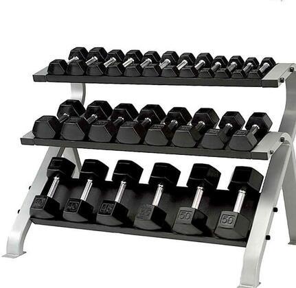 Element Fitness  E3821 Dumbbell Rack Multi Colored, Main Image