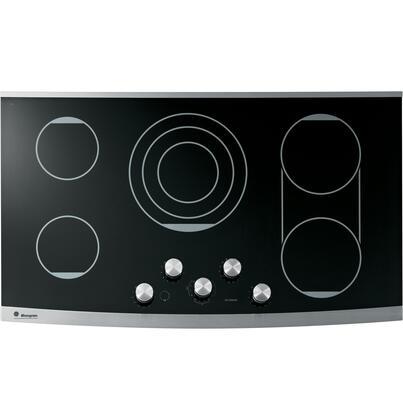 Monogram  ZEU36KSKSS Electric Cooktop Stainless Steel, 1