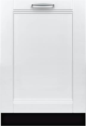 Bosch Benchmark Benchmark SHV89PW73N Built-In Dishwasher Panel Ready, Front View
