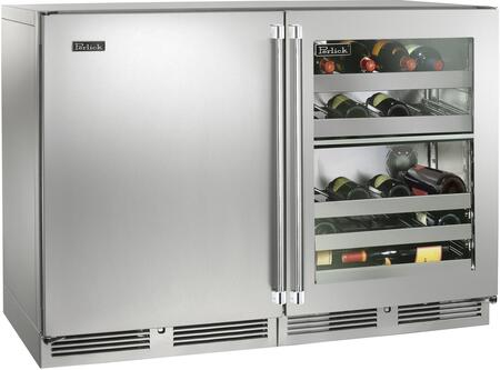 Perlick Signature 1443717 Beverage Center Stainless Steel, 1