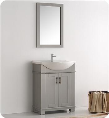 Fresca Hartford FCB2303GRI Sink Vanity, FCB2303GR I 2T