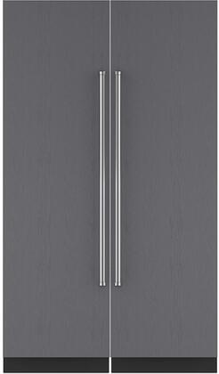 Sub-Zero Designer 710353 Column Refrigerator & Freezer Set Panel Ready, Main image