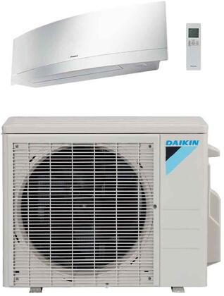 Daikin Emura 1311252 Single-Zone Mini Split Air Conditioner White, 1
