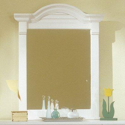 American Woodcrafters Cottage Traditions 6510030 Mirror White, Main Image