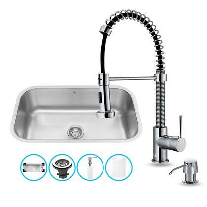 Vigo VG15054 Sinks and Faucets, VG15054