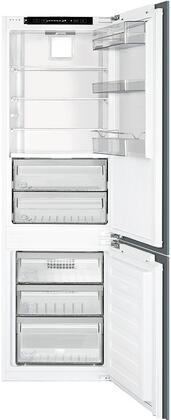 Smeg  CB300U Bottom Freezer Refrigerator Panel Ready, Main Image