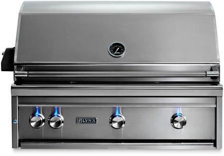Lynx Professional L36R3LP Liquid Propane Grill Stainless Steel, Main Image