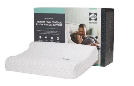 Sealy F0100409ST0PAK4 Pillow White, Main Image