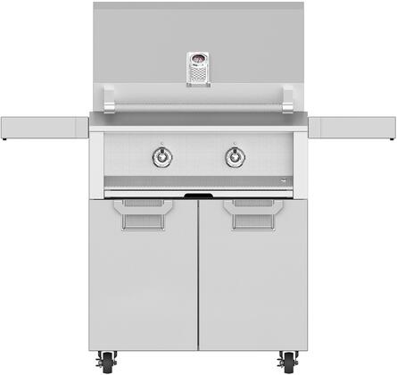 Hestan Aspire 853165 Grill Package Stainless Steel, Main Image