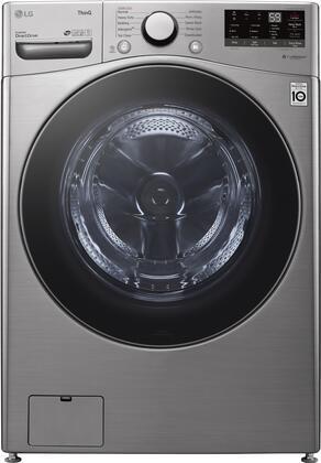 LG  WM3600HVA Washer Graphite Steel, WM3600HVA Front Load Washer