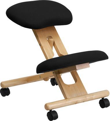 Flash Furniture  WLSB210GG Office Desk Black, Main Image