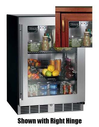 Perlick  HC24RB4L Compact Refrigerator , 1