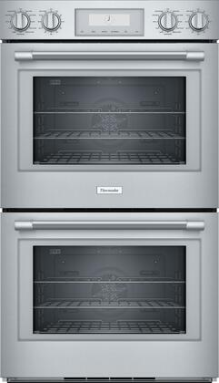 Thermador Professional PO302W Double Wall Oven Stainless Steel, PO302W 30-Inch Double Wall Oven