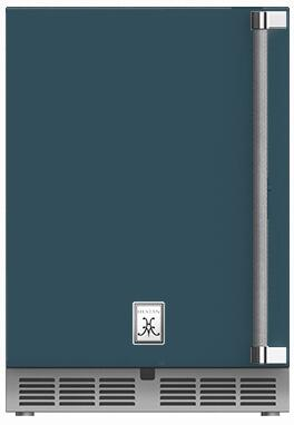 Hestan  GRWSL24GG Compact Refrigerator Slate, Main Image