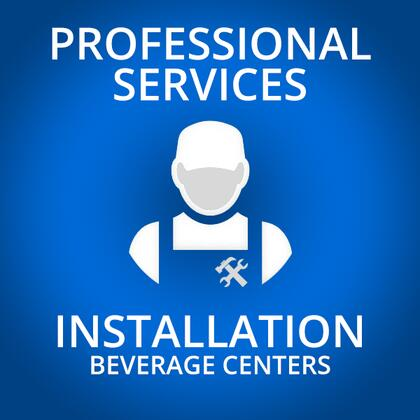Professional Service BEVCENTERINSTALL Appliance Installation, 1