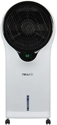 EC111W 2-in-1 Evaporative Cooler with 1.8 Gallon Tank  250 sq. ft. Cooling Area  3 Speeds  Programmable Timer  500 CFM  in