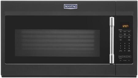 Maytag Cast Iron Black MMV5227JK Over The Range Microwave Black, MMV5227JK Over the Range Microwave