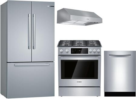 Bosch 1124896 Kitchen Appliance Package & Bundle Stainless Steel, main image