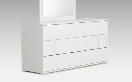 VIG Furniture Modrest Nicla Italian VGACNICLADRS Dresser White, Dresser