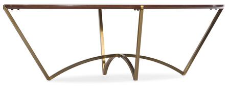 Hooker Furniture Melange 6385046485 Coffee and Cocktail Table, Silo Image