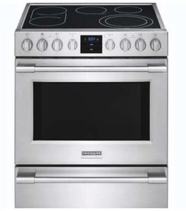 Frigidaire Professional  PCFE3078AF Freestanding Electric Range Stainless Steel, Main Image