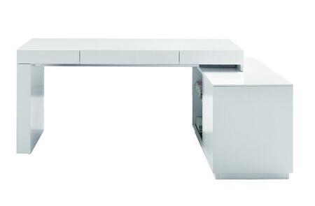 VIG Furniture Modrest Soul VGWCNS005 Office Desk White, 1