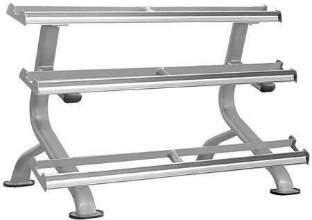 Element Fitness  E5199 Dumbbell Rack Silver, Main Image