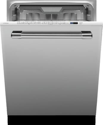 Superiore LA CUCINA D24I2SS Built-In Dishwasher Stainless Steel, D_24I2SS La Cucina Dishwasher