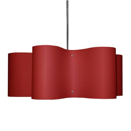 Dainolite ZUL243PCRD Ceiling Light, DL a31ac5368f33584c25852c6c2117