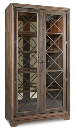 Hooker Furniture Hill Country 596075906MULTI China Cabinet, Silo Image