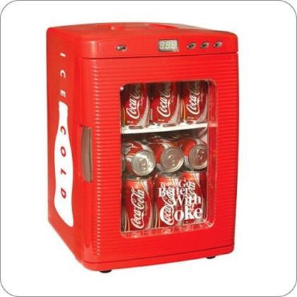 Koolatron  KWC25 Beverage Center Red, Main Image