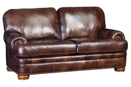 Chelsea Home Furniture Iggy 393620L30LHBB Loveseat Brown, 393620L30LHBB Front