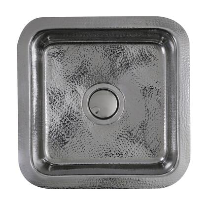 Nantucket Brightwork Home SQRS7 Sink Stainless Steel, Main Image