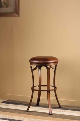 Hillsdale Furniture Kelford 4950830 Bar Stool Gold, Image 1