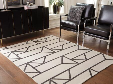 Signature Design by Ashley Derval R404362 Living Room Rug Beige, Main View
