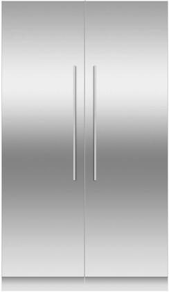 Fisher Paykel  966266 Column Refrigerator & Freezer Set Stainless Steel, 1