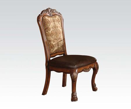 Acme Furniture Dresden 60012 Dining Room Chair Brown, Main Image