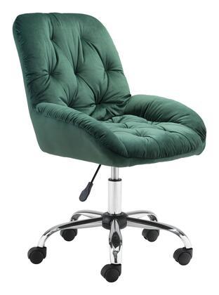 Zuo Loft 101828 Office Chair Green, 101828 1