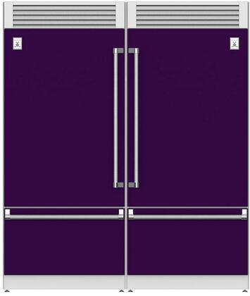 Hestan  915977 Refrigerator Pairs Purple, Purple