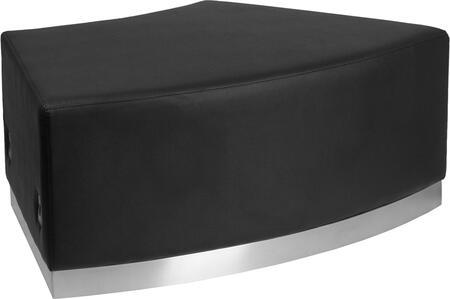 Flash Furniture Hercules Alon ZB803SEATBKGG Accent Chair Black, 1