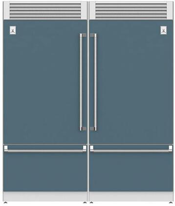 Hestan  915984 Refrigerator Pairs Slate, Main Image