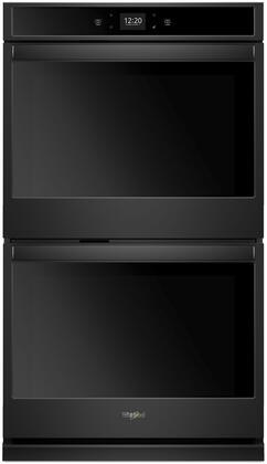 Whirlpool  WOD51EC0HB Double Wall Oven Black, WOD51EC0HB Double Wall Oven